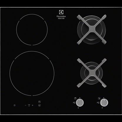 Varná deska kombinovaná Electrolux EGD6572NOK