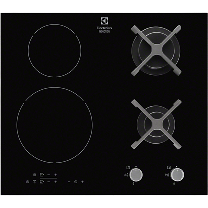 Varná deska kombinovaná Electrolux EGD6576NOK