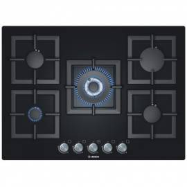 Varná deska plyn. Bosch PPQ 716B21E
