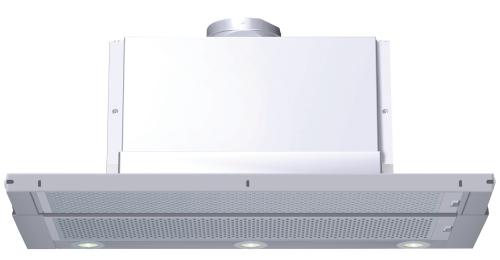 Odsavač par Bosch DHI945F výsuvný, šedý
