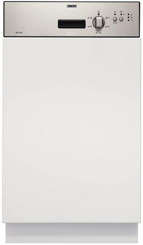 Myčka nádobí Zanussi ZDIS 102 X vestavná