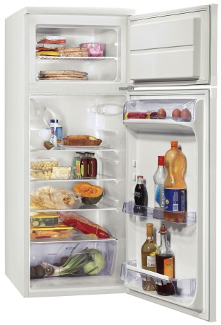 Chladnička 2dveř. Zanussi ZRT 623 W